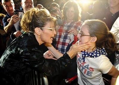 Sarah Palin School Days Hot Girls Wallpaper