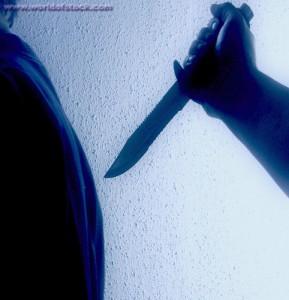 knife-in-back