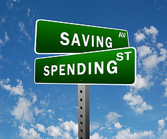 Savings-Spending