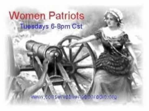 @SarahNETRadio, Women Patriots: Gov Palin Knows Her Mind, Not Afraid to Speak it