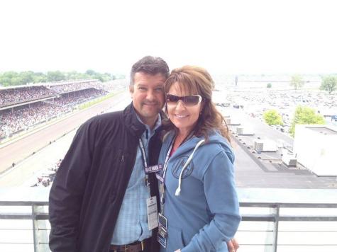 Sarah and Todd Palin at IMS1