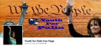Youth for Palin Fan Page