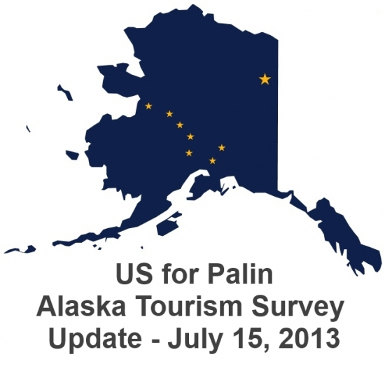 Alaska Tourism Survey Update - July 15, 2013
