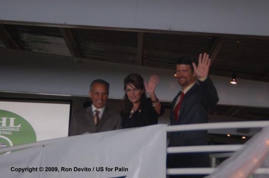 Happy 28th Wedding Anniversary Todd And Sarah Palin