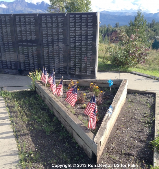 Veterans-Memorial-FlowerBed