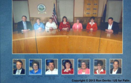 Wasilla-Mayors