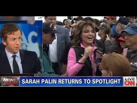 CNN: Sarah Palin Moves Needle, GOPe Incumbents Need to Worry