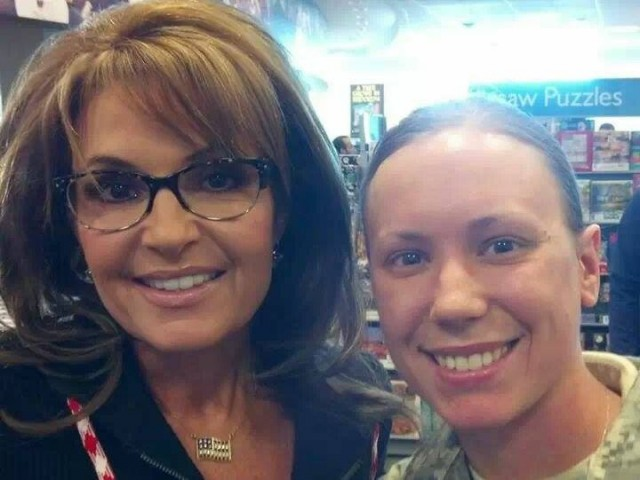 sarah palin an effecitve leader Trump-palin: an alliance of the aggrieved sarah palin's endorsement of she was effective among those who would celebrate his end are the leaders of.