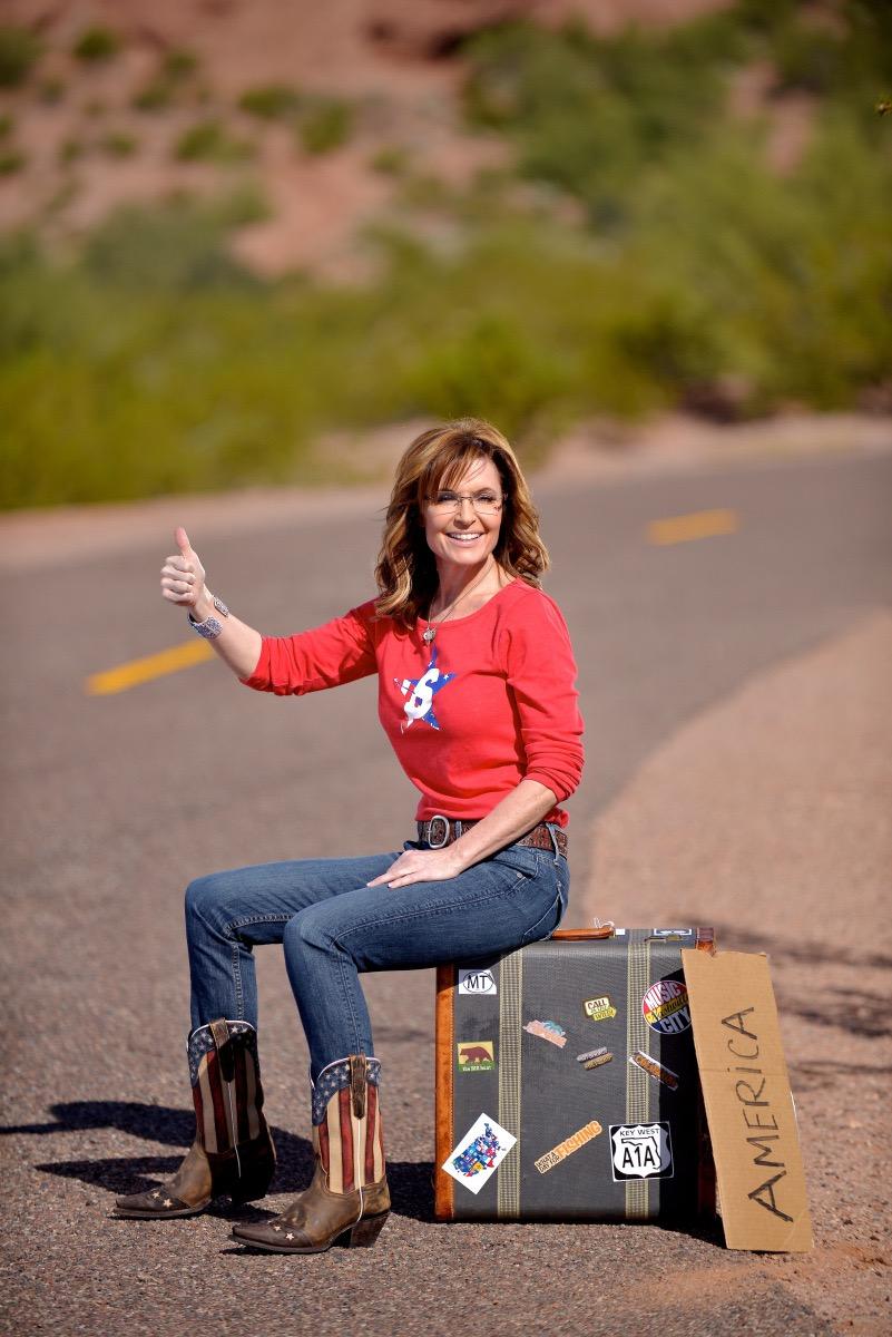 All Roads Lead To Amazing America Sarah Palin