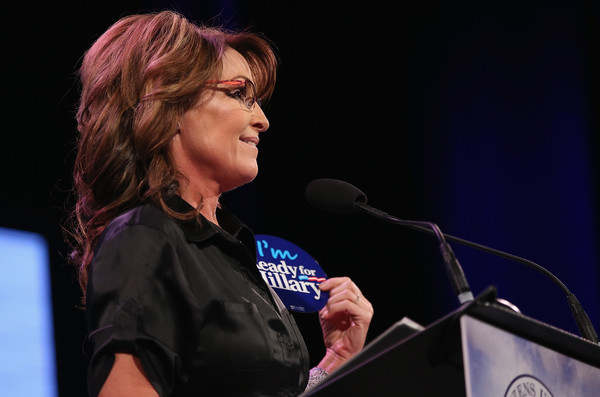 Sarah Palin Could Shake Up 2016 Field - Boston Herald