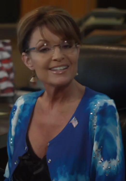 Sarah Palin Claims Sacha Baron Cohen Duped