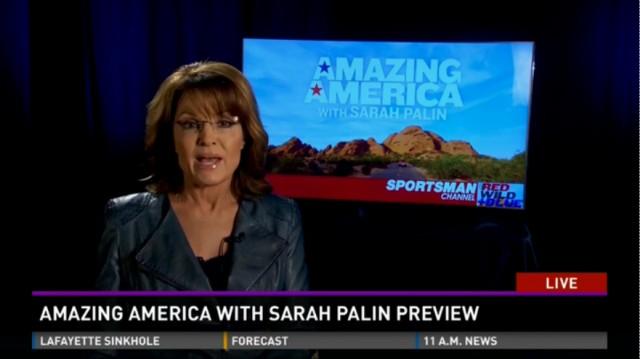 Sarah Palin USA Today