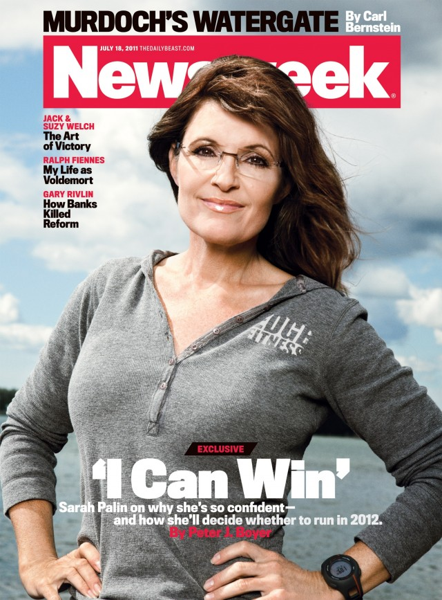Palin Open Thread - March 1, 2015