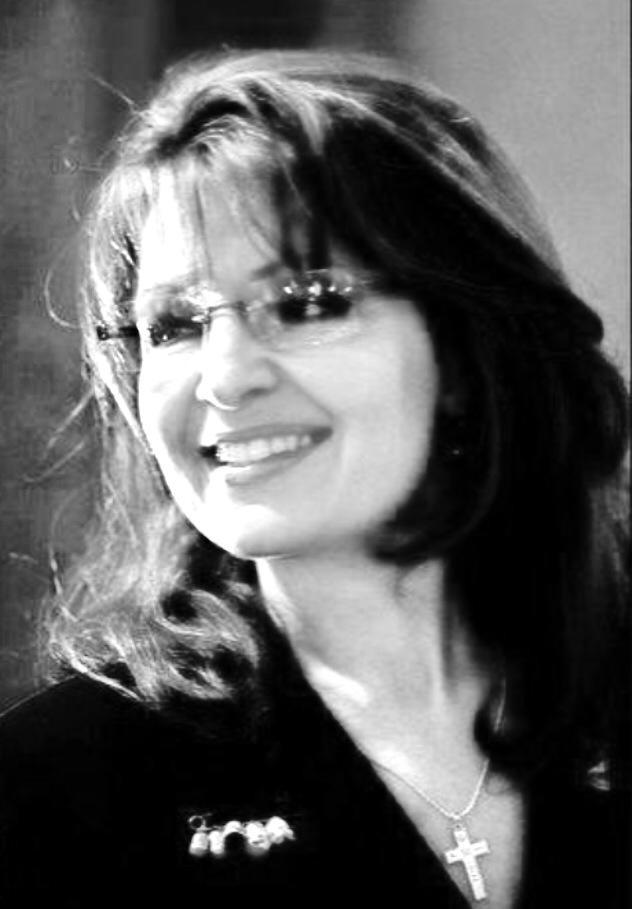 B&W Sarah Palin Composite