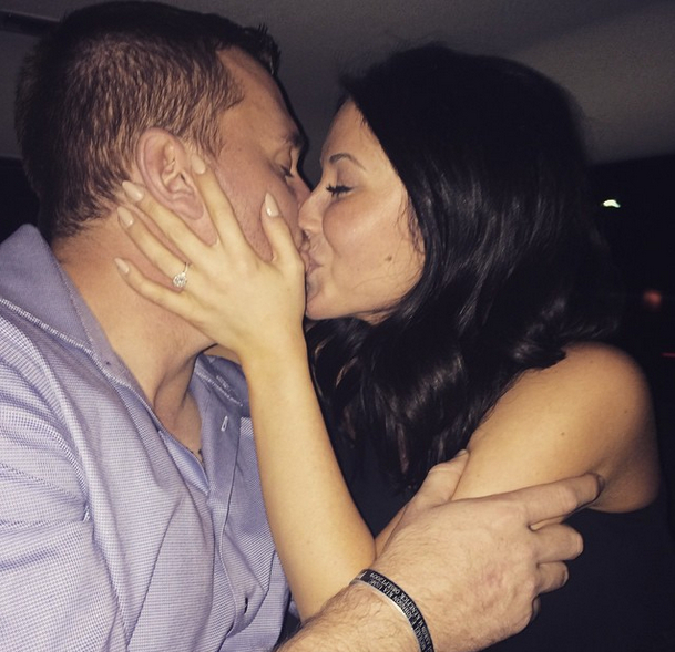 Dakota Meyer and Bristol Palin engagement
