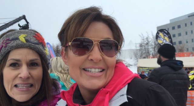 Iron Dog 2015 Finish - Sarah Palin on Trail, Future, More