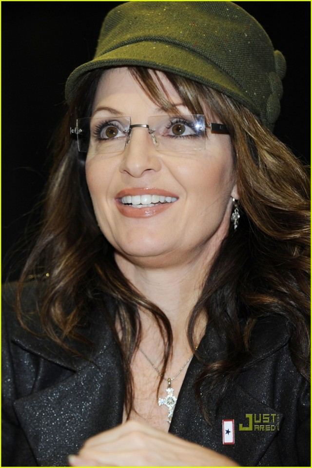 Palin Open Thread - April 4, 2015