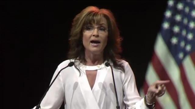 BREAKING - Sarah Palin Cancels NRA 2015 Speech