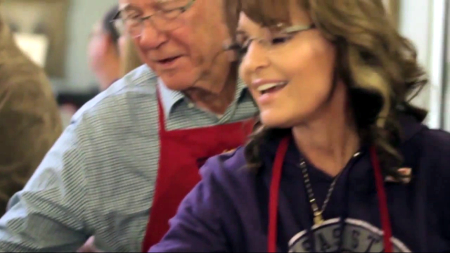Mission: Support Others Who Seek To Serve - Sarah Palin