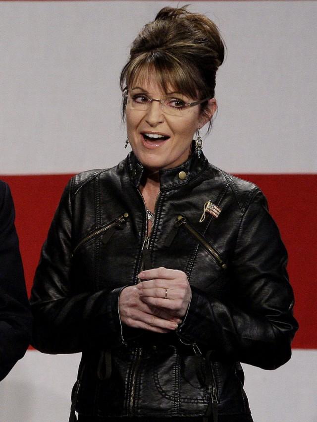 Palin Open Thread - September 15, 2015