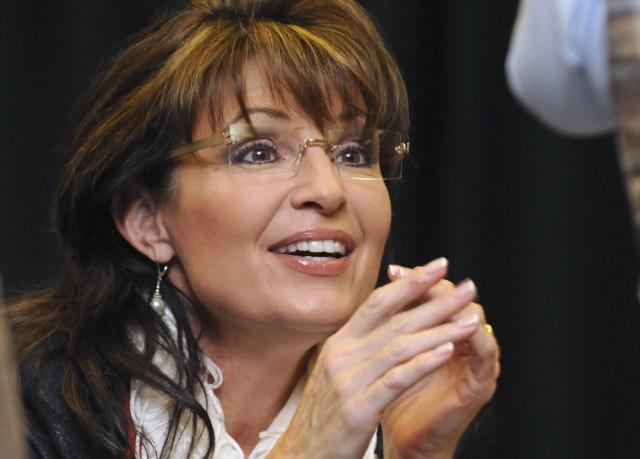 Palin Open Thread - September 16, 2015