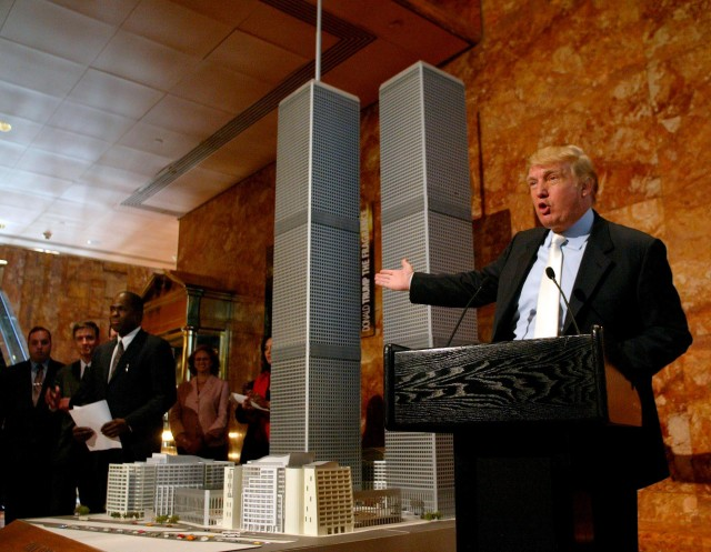 How Trump Arguably Saved WTC Signature Building